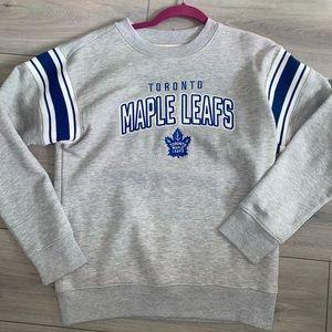 toronto maple leafs sweater BN